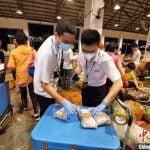 Guangzhou market spot check inspection